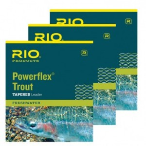 Rio Powerflex Leaders
